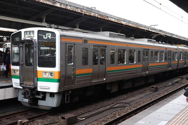 クモハ211-5025