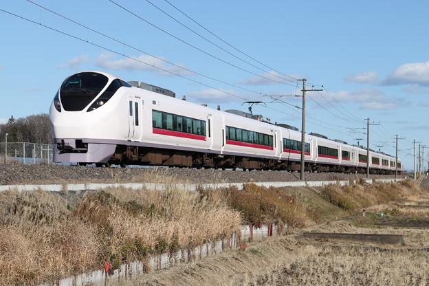 常磐線 E657系K2編成 74M 特急ときわ74号 品川 行 2020.01.04