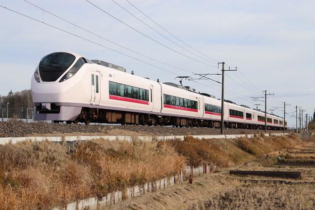 常磐線 E657系K1編成 68M 特急ときわ68号 品川 行 2020.01.12