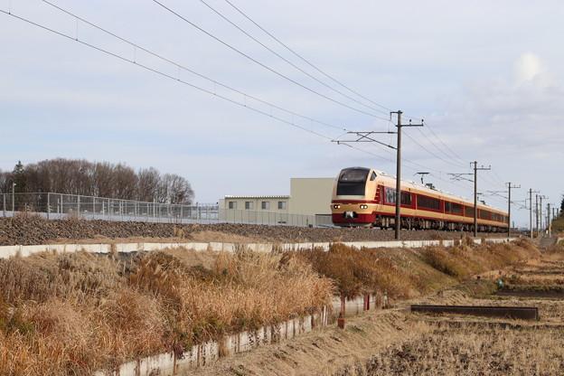 常磐線 E653系1000番台K70編成 9436M 快速成田山初詣常磐号 成田 行 2020.01.12