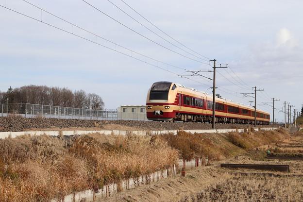 常磐線 E653系1000番台K70編成 9436M 快速成田山初詣常磐号 成田 行 2020.01.12 (3)
