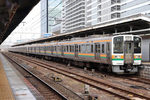 中央本線 211系5000番台K108編成