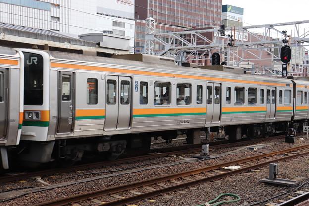 クハ210-5002