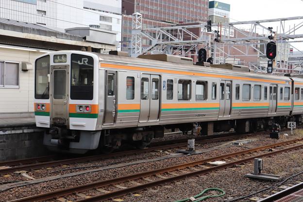 クハ210-5314