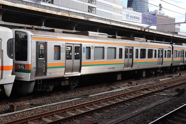 クハ210-5306