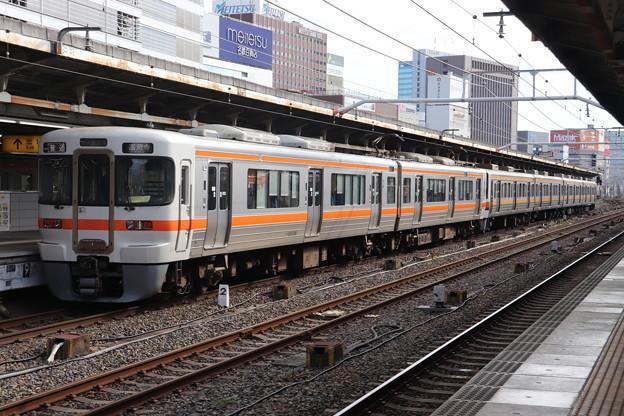中央本線 313系1300番台B508編成