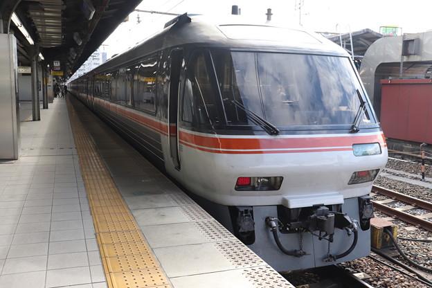 東海道本線 キハ85系 特急ワイドビューひだ11号 富山 行