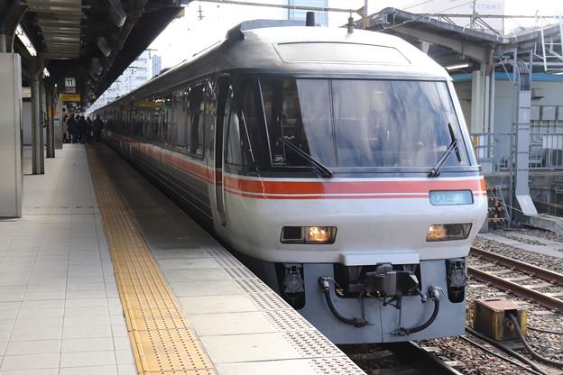 東海道本線 キハ85系 特急ワイドビューひだ11号 富山 行 (1)