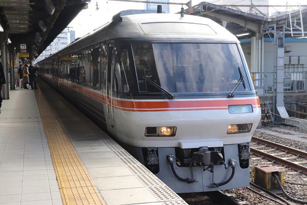 東海道本線 キハ85系 特急ワイドビューひだ11号 富山 行 (2)