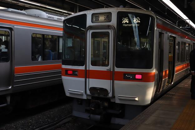 東海道本線 311系G6編成