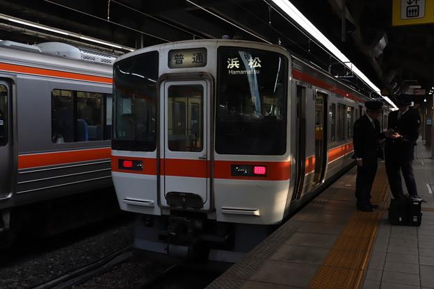 東海道本線 311系G6編成 (1)