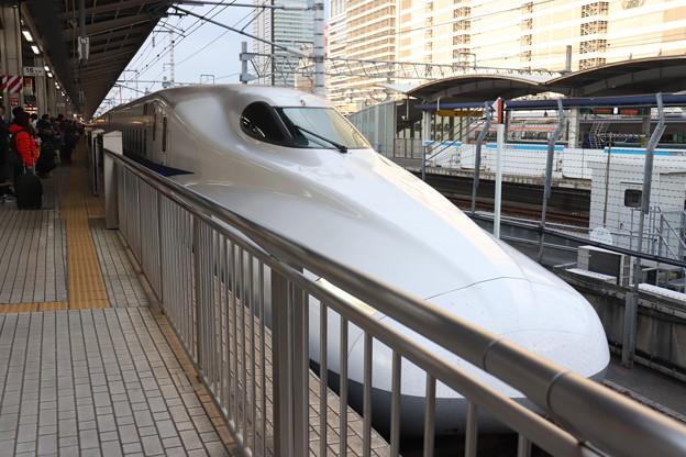 東海道新幹線 N700系5000番台K2編成 (1)