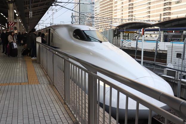 東海道新幹線 N700系5000番台K2編成 (2)