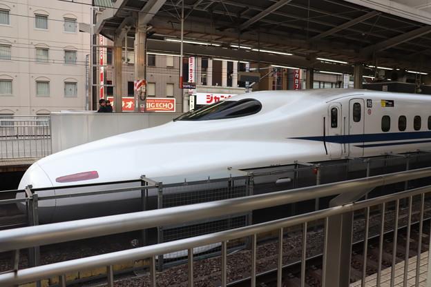 東海道新幹線 N700系5000番台K7編成 (1)