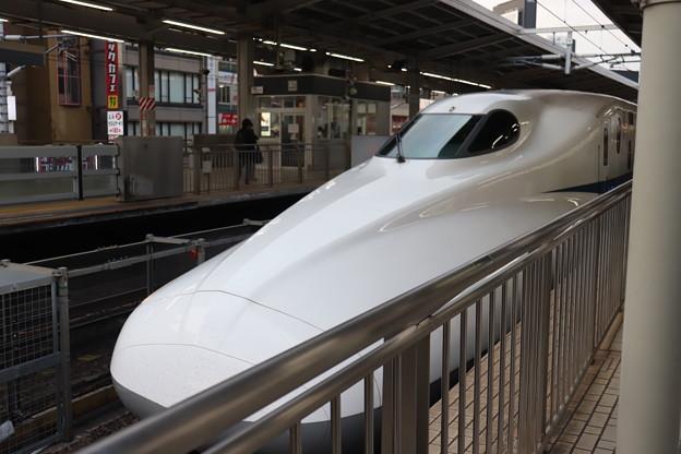 東海道新幹線 N700系1000番台(N700A)G27編成 (1)