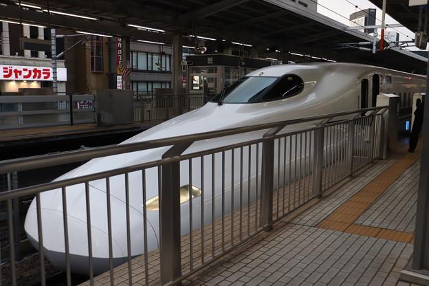 東海道新幹線 N700系1000番台(N700A)G27編成 (2)