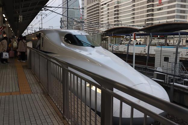 東海道新幹線 N700系1000番台(N700A)G34編成
