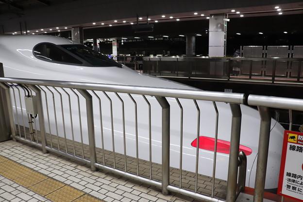 東海道新幹線 N700系1000番台(N700A)G33編成 (1)