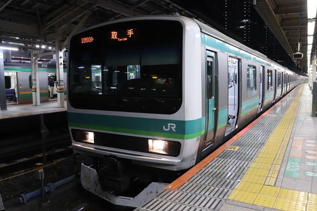 上野東京ライン E231系マト133編成 (2)