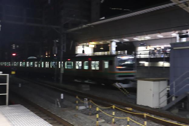 上野東京ライン E231系1000番台