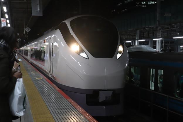 上野東京ライン E657系K19編成 回送