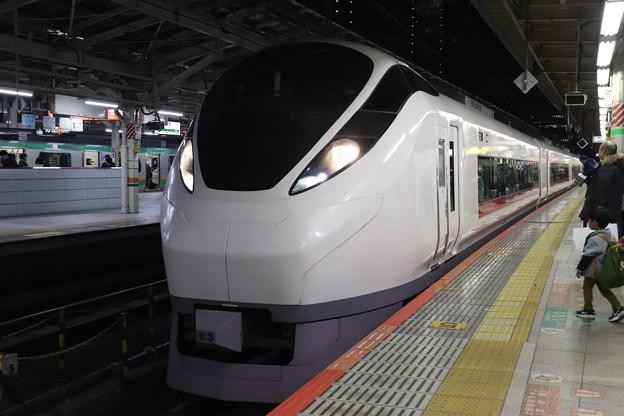 上野東京ライン E657系K3編成 特急ときわ75号 高萩 行 (1)