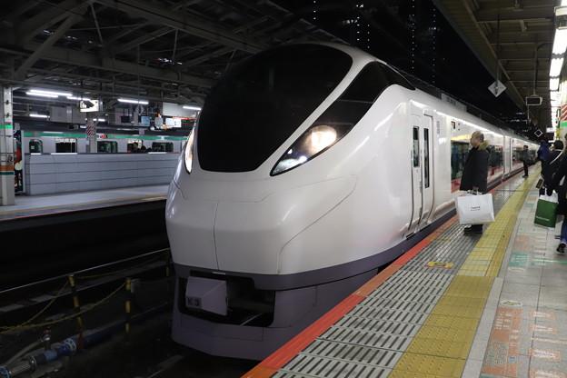 上野東京ライン E657系K3編成 特急ときわ75号 高萩 行 (2)