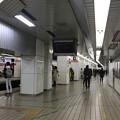 名鉄名古屋駅1番線ホーム