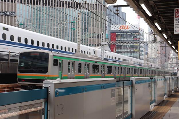 東海道線 E231系