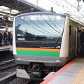 東海道線 E233系3000番台U631編成 (1)