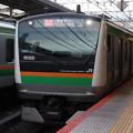 東海道線 E233系3000番台U631編成 (2)