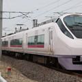 常磐線 E657系K4編成 65M 特急ときわ65号 勝田 行 2020.03.07