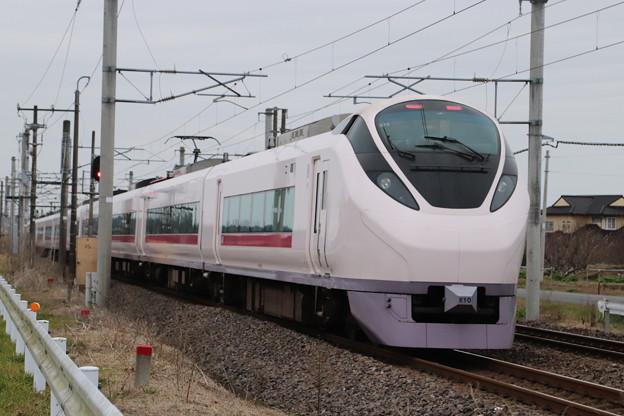 常磐線 E657系K10編成 17M 特急ひたち17号 いわき 行 2020.03.07
