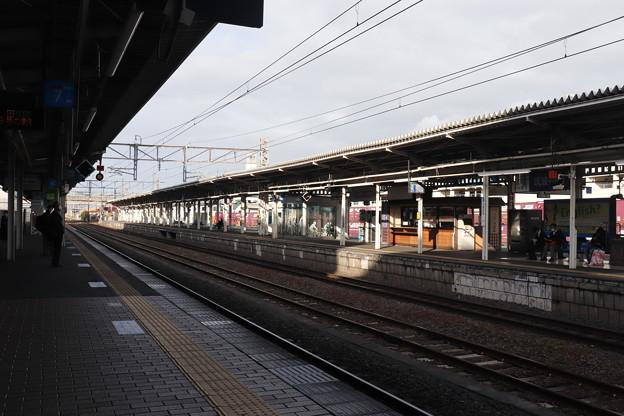 土浦駅 ホーム