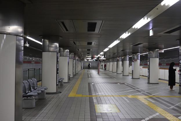名古屋市営地下鉄桜通線 名古屋駅 ホーム