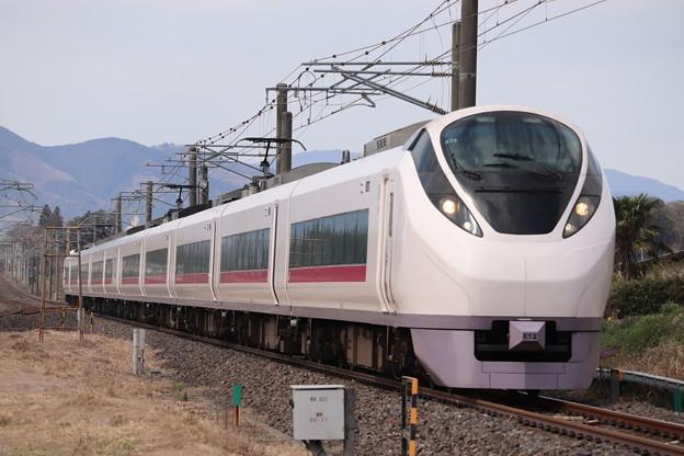 常磐線 E657系K13編成 2053M 特急ときわ53号 勝田 行 2020.03.23