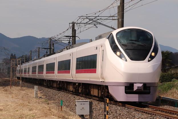 常磐線 E657系K4編成 2005M 特急ひたち5号 いわき 行 2020.03.23