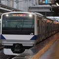 Photos: 水戸線 E531系3000番台K556編成 762M 普通 小山 行 2020.04.20 (1)