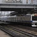 Photos: 常磐線 E531系K407編成 444M 普通 上野 行 2020.04.20