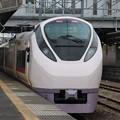 常磐線 E657系K18編成 67M 特急ときわ67号 勝田 行 後追い 2020.04.21