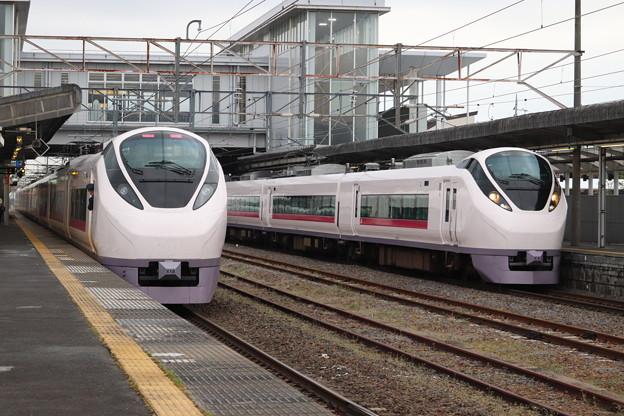 常磐線 E657系K18編成・K6編成 2020.04.21