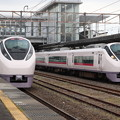 Photos: 常磐線 E657系K18編成・K6編成 2020.04.21