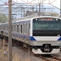 Photos: 水戸線 E531系3000番台K553編成 755M 普通 友部 行 2020.04.21