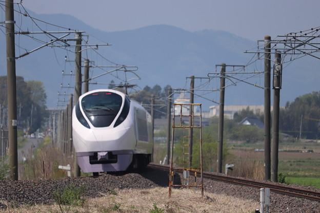 常磐線 E657系K4編成 68M 特急ときわ68号 品川 行 2020.05.02 (1)