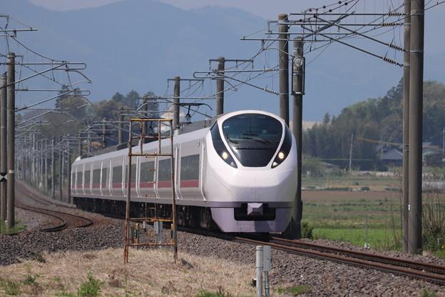 常磐線 E657系K14編成 「つながる常磐線」ラッピング 5M 特急ひたち5号 いわき 行 2020.05.02