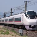 Photos: 常磐線 E657系K14編成 「つながる常磐線」ラッピング 5M 特急ひたち5号 いわき 行 2020.05.02 (1)