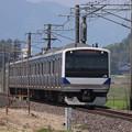 Photos: 水戸線 E531系K464編成 737M 普通 勝田 行 2020.05.02