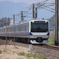 Photos: 常磐線 E531系K483編成 549M 普通 勝田 行 2020.05.02