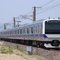 Photos: 常磐線 E531系K483編成 549M 普通 勝田 行 2020.05.02 (1)