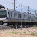 Photos: 水戸線 E531系K457編成 744M 普通 小山 行 2020.05.02